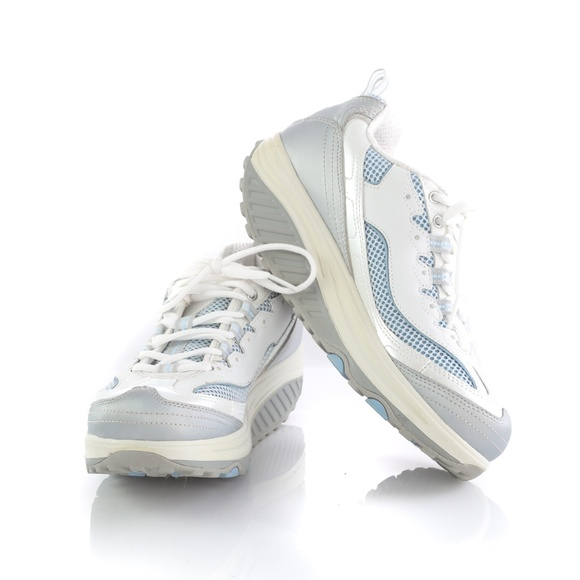 Skechers Shape Ups Walking Toning Sneakers Shoes